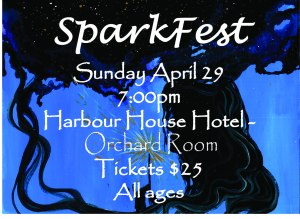 Sparkfest: Creating and Celebrating Community  –  by Kate Maurice