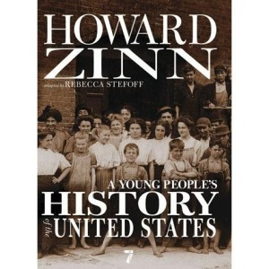 A Young People's History of the United States –  a book review by Megan Manning